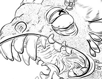Another One Bites the Dust: Linework