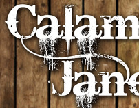 Theatrical Brochure - Calamity Jane