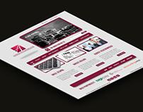 london-accounting.com logo+site design