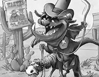 Monster Needs a Costume book trailer