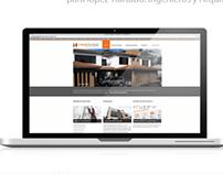 Lopez-Hurtado • Web Site | Responsive