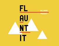 FLAUNT IT - Rebrand