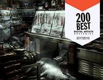 PETA Murder Print / Lürzer's Archive