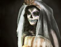 dia de muertos (la catrina)
