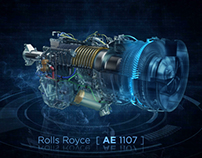 Rolls Royce Hologram