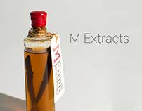 M Extracts | Branding