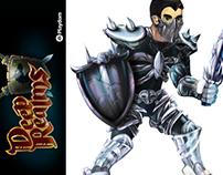 Playdom armor Deep Realms- Talenthouse
