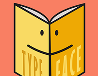 TypeFace Book Store Logos