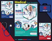 Medical Flyer Template