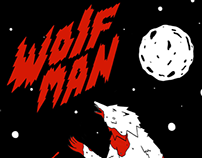 WOLF MAN - ISSUE 1