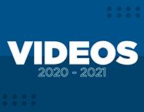 VIDEOS 2K20 - 2K21