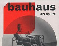 Bauhaus - Art as Life