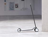Carbon Scooter Concept