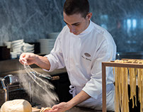 Mandarin Oriental, Singapore - New Chef