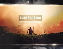Light And Shadow After Effects Project