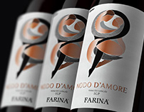 Nodo D'Amore- Label Design