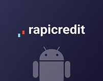Rapicredit — Mobile App Android