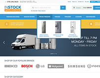 instock appliances