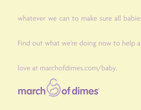 March Of Dimes Rebrand