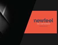 Newfeel low cost footwear