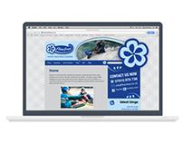 Kayak tuition company branding