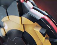 Dark Spirit Logo Reveal
