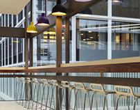 Renold Rock Cafe, Manchester University