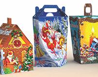 Christmas carton boxes