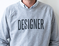 Will Work For Work | Sweatshirt Design