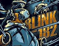 Blink-182 at Sands Bethlehem September 12, 2013