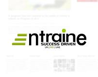 Entraine - Web Site
