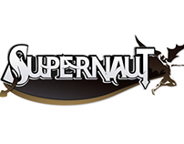 Logo for Supernaut - Black Sabbath Tribute