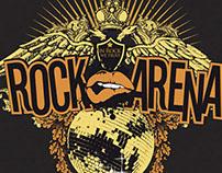 RockArena DjSet logo