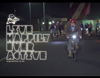 """Live Happily Ever Active"" // Virgin Active // TV"