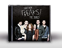 Freaks! the series 1 OST album artwork