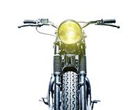 1982 TRIUMPH Bonneville 650cc
