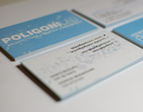 Brand new business card