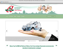 Anteas Roma website