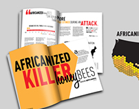 Africanized Killer Honeybees