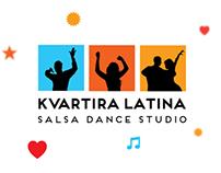 Kvartira Latina salsa dance school