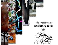 Sculptors Guild @ Saks