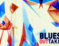 BLUES MOTEL / OUTTAKES SGLDSTR! / Digipack