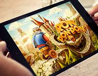 Portfolio 2012-2013 | iOS Games
