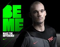 Nike Football Challenge