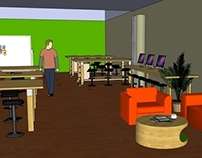 Innovation Lab Sketchup Model - Group 3