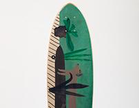 Orto longboard