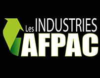Logo Les industries AFPAC inc