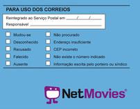 Net Movies - Trabalho Acadêmico
