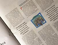 Ubik-magazine, article illustration