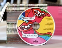 CD Design, Content and Layout
